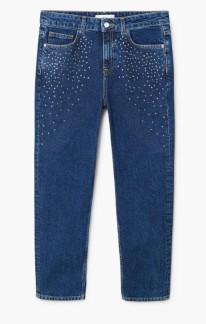 Jeans de strass e cristais | Antes 39.99€ - Agora 15.99€