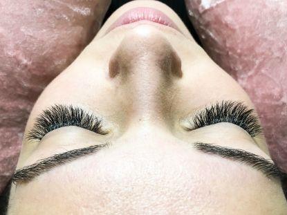 eyelashes finish