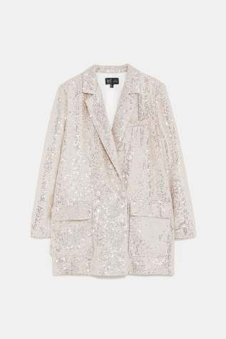 Vestido blazer | Zara