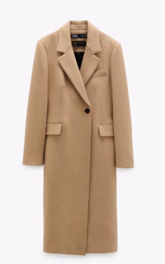 Zara - 109 - maxi coat
