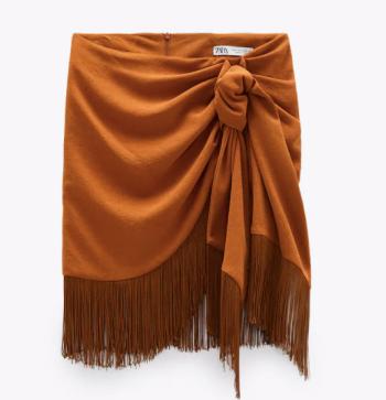 Zara - 29.95 - franjas